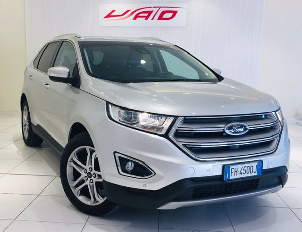 FORD Edge 2.0 TDCI 210 CV AWD Start&Stop Powershift Titanium